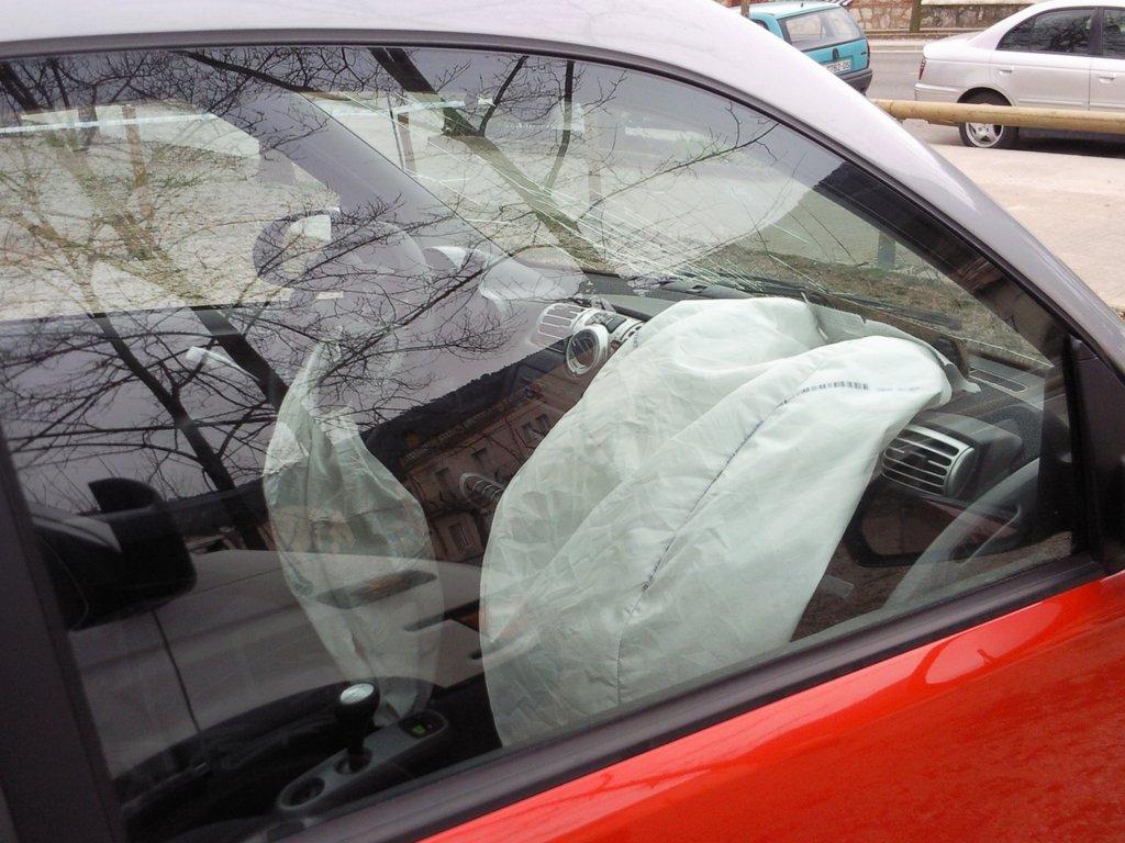 vehicle recall air bag GM Takata