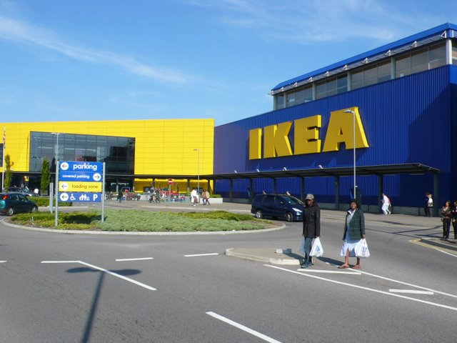 IKEA furniture personal injury accident
