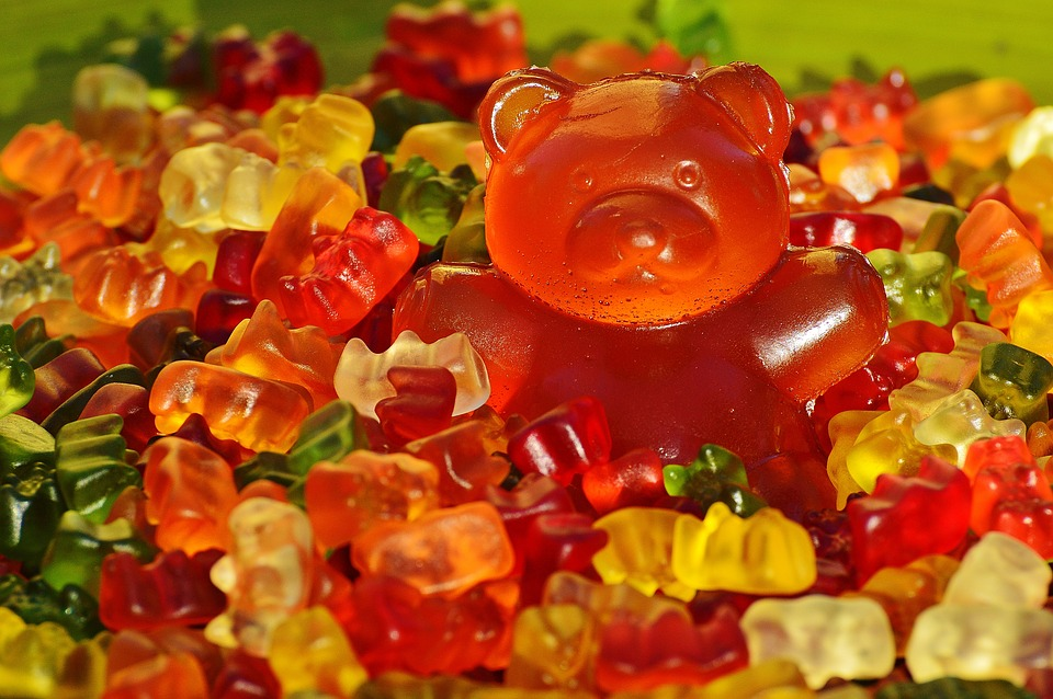 gummy bear vitamin recall