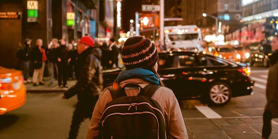 pedestrian safety, personal injury, crash