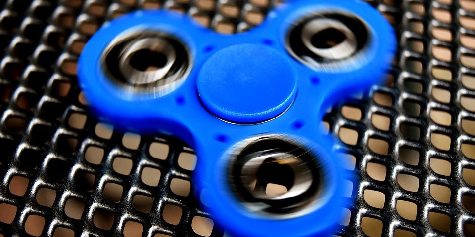 fidget spinner personal injury