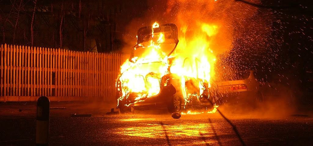 toyota recall fire accident