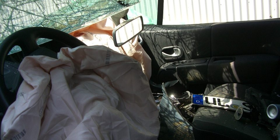 air bag accident injury