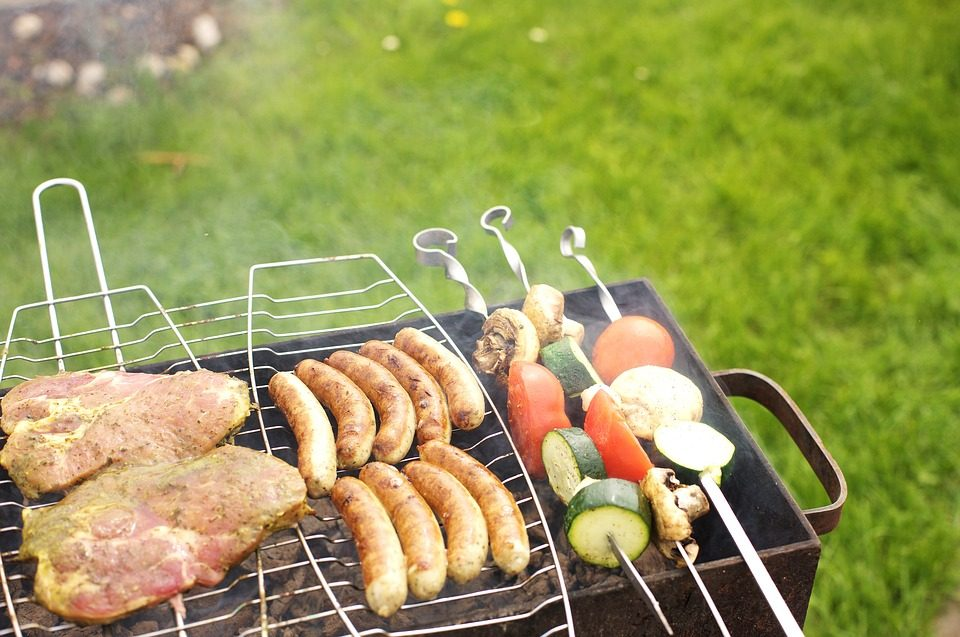 grill barbecue safety tips fiery accidents