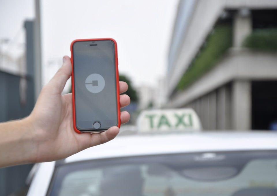 Uber Taxi open recalls accident crash