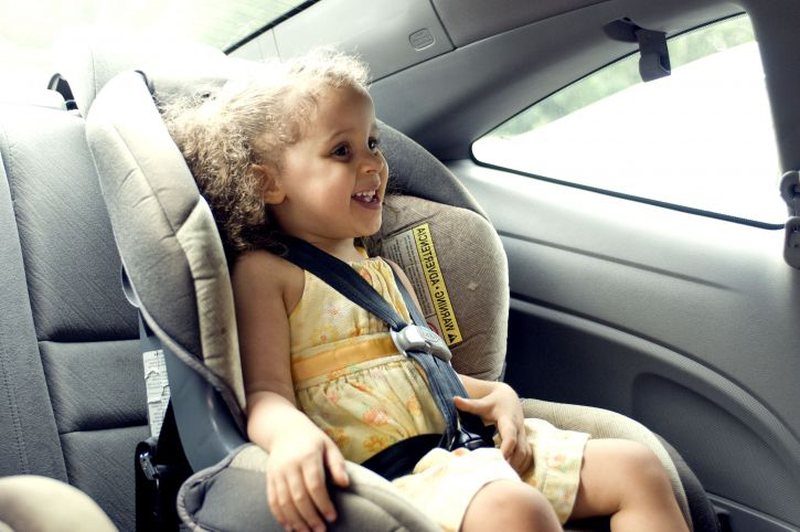 accident car safety seat child crash seattle