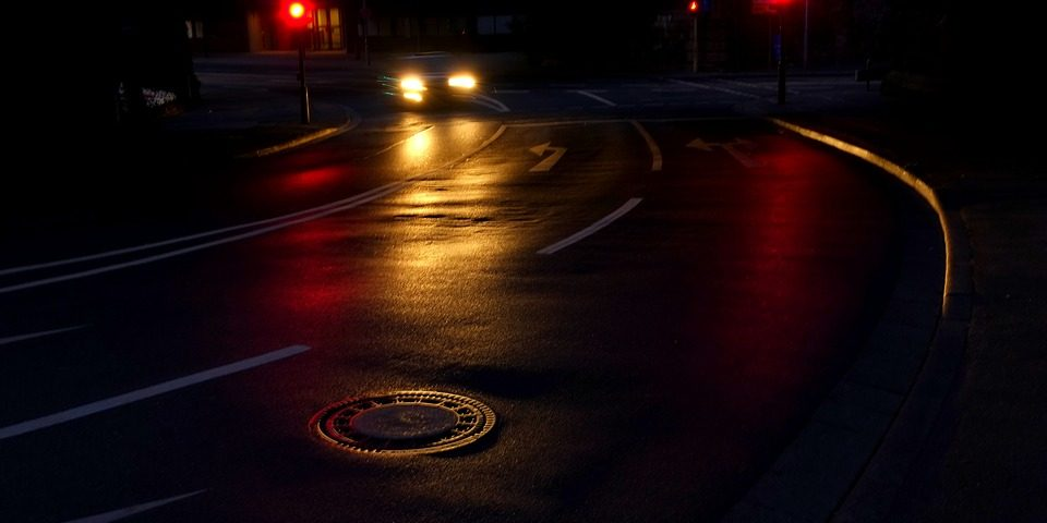 driving at night safety tips motorcycle accident