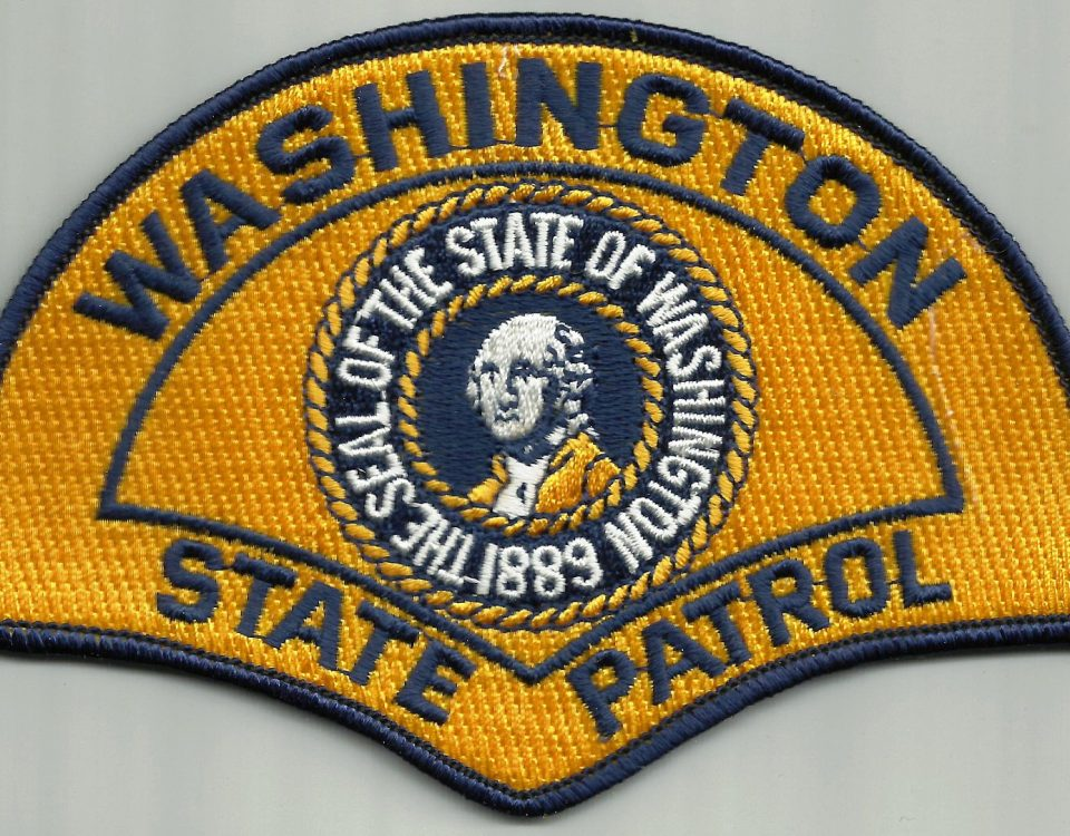WSP troopers personal injury car poisoning load secure your load