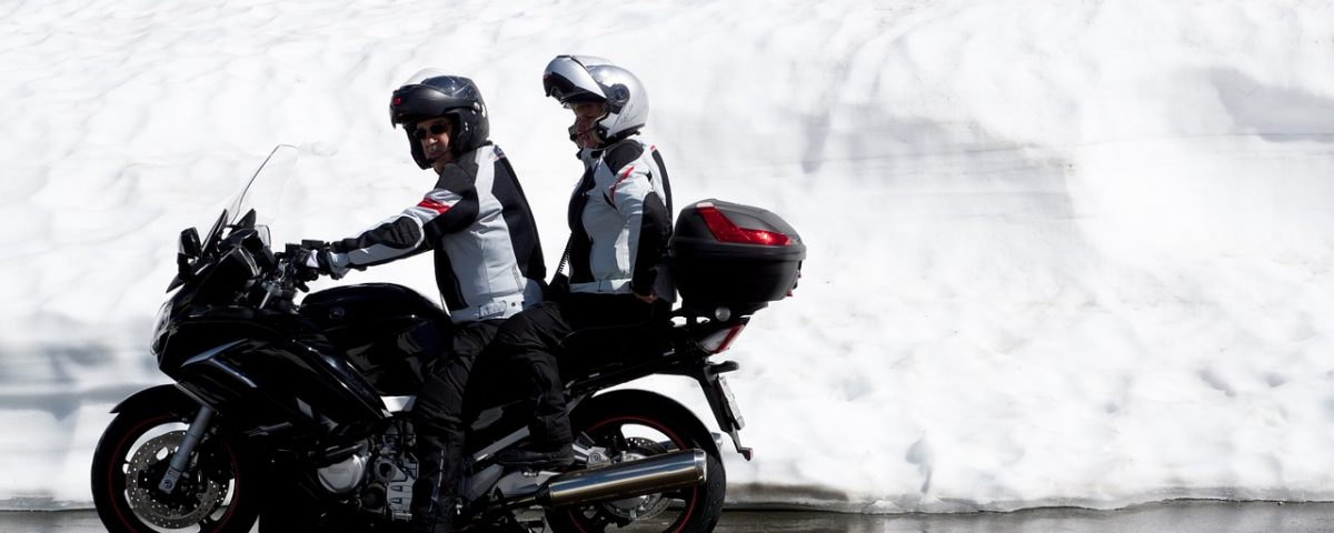 winter motorcycle safety tips