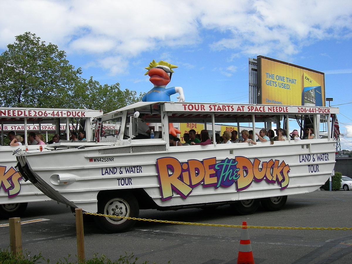 Ride the Ducks 03