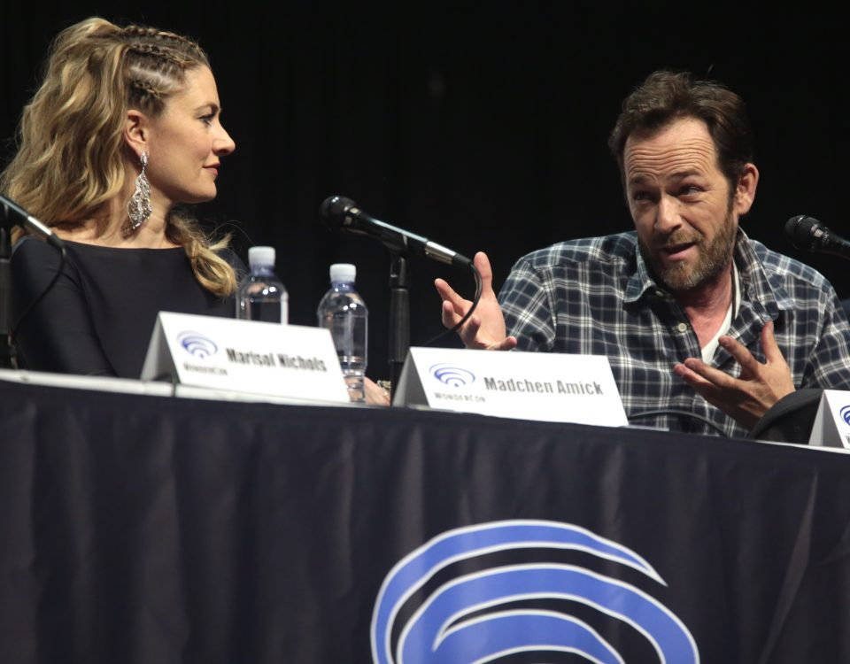 Luke Perry stroke safety health