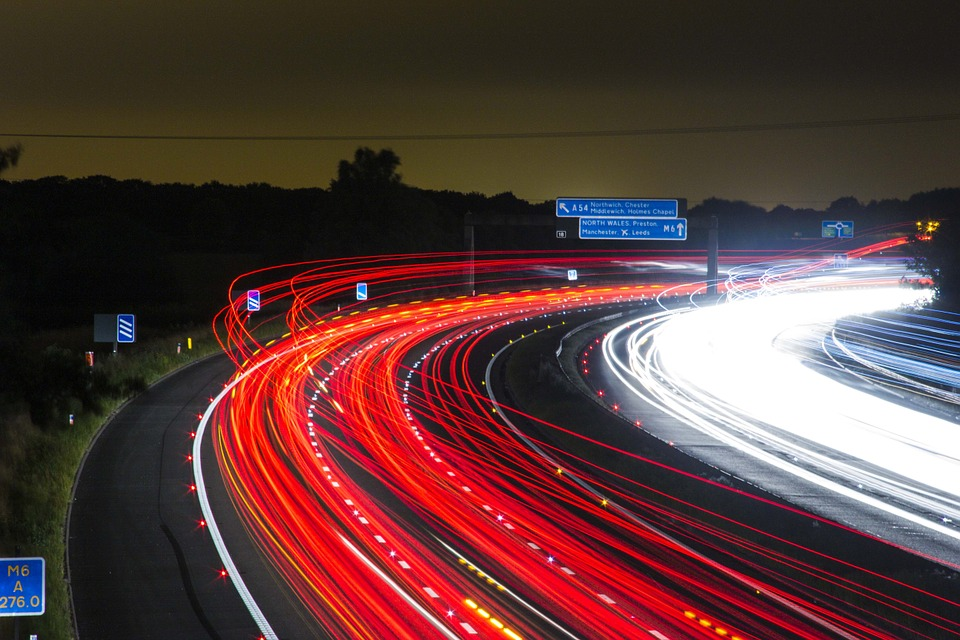 traffic accident speeding