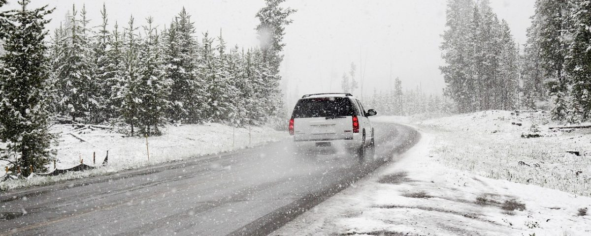 snow winter driving accidents Washington