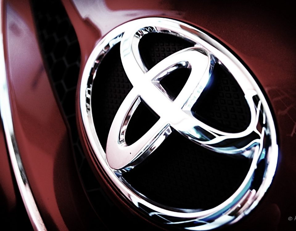 Toyota recall takata airbag personal injury accident