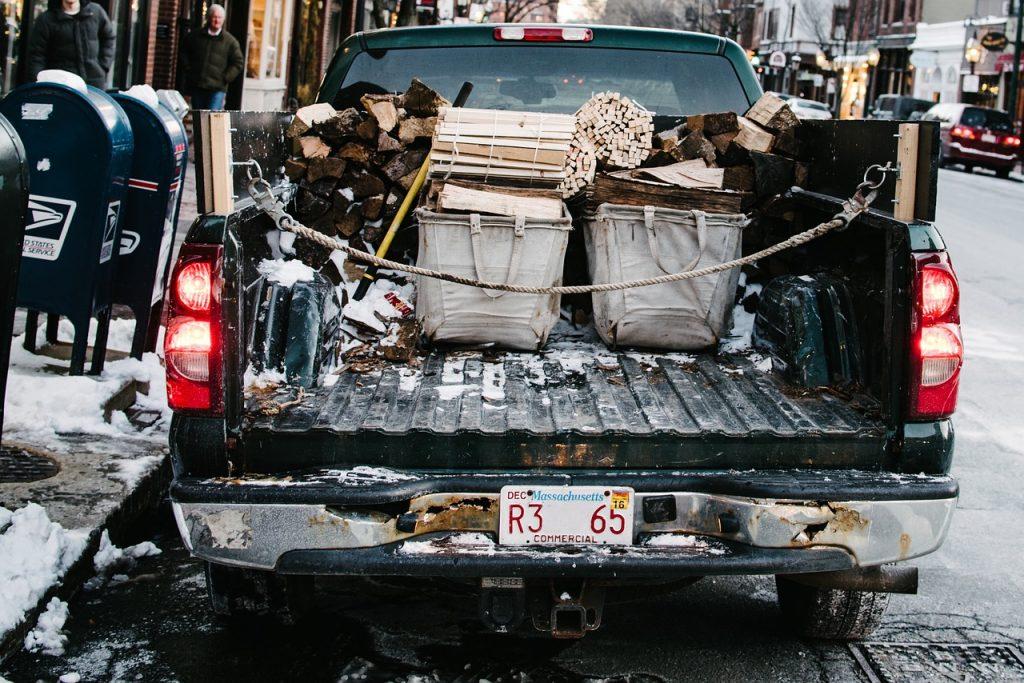 unsecured load accident crash Washington State Patrol
