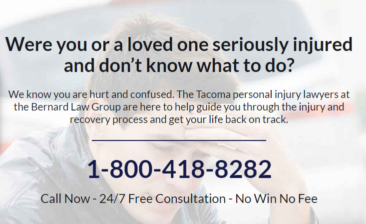 Lane Changing Car Accident Lawyers Bernard Law Group. Call Now