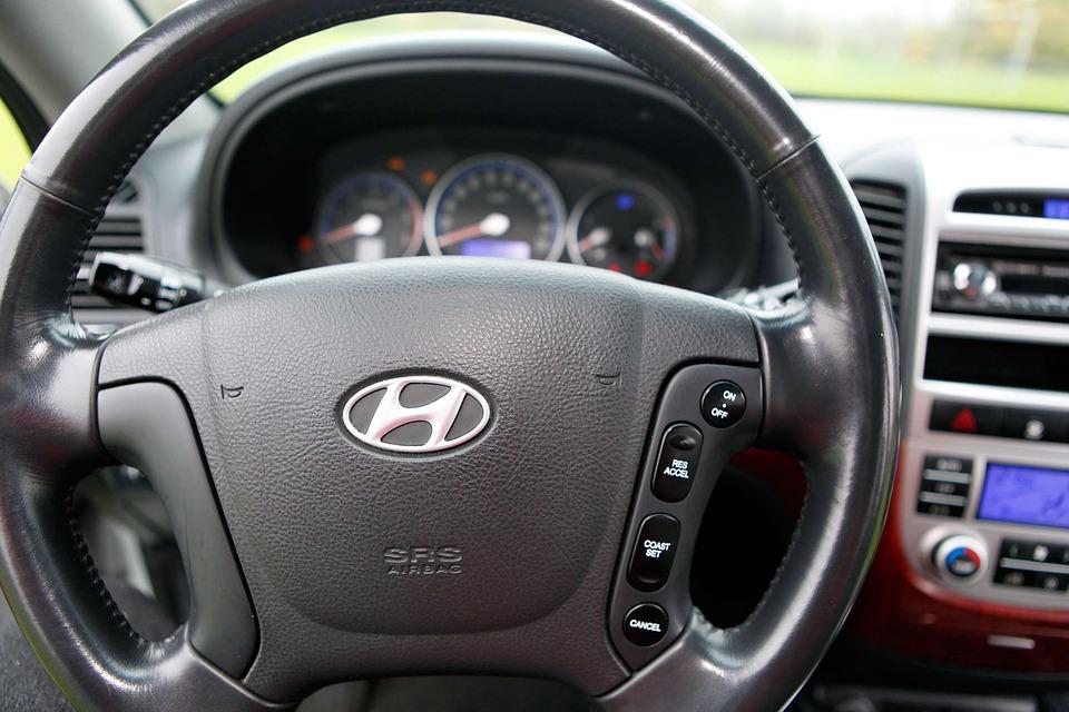 Hyundai recall accident fire engine injury property damage