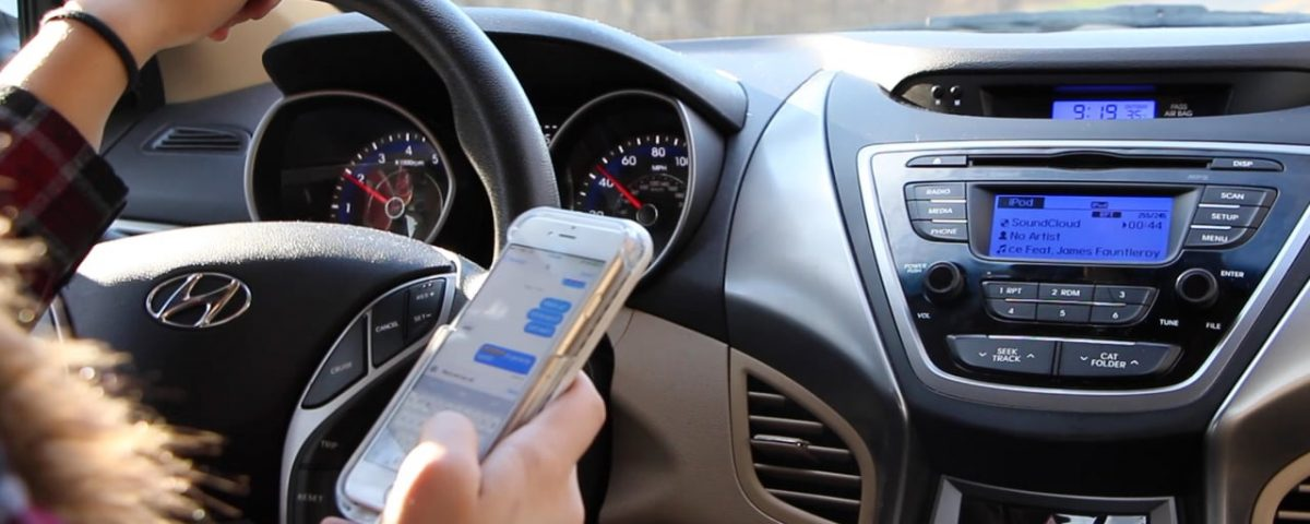 distracted driving accident accidents washington