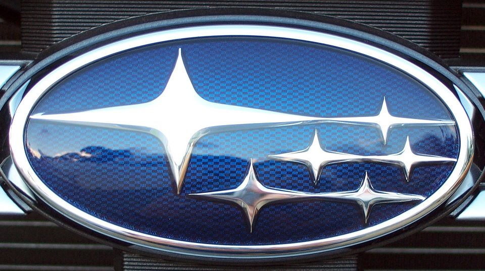 subaru accident recall