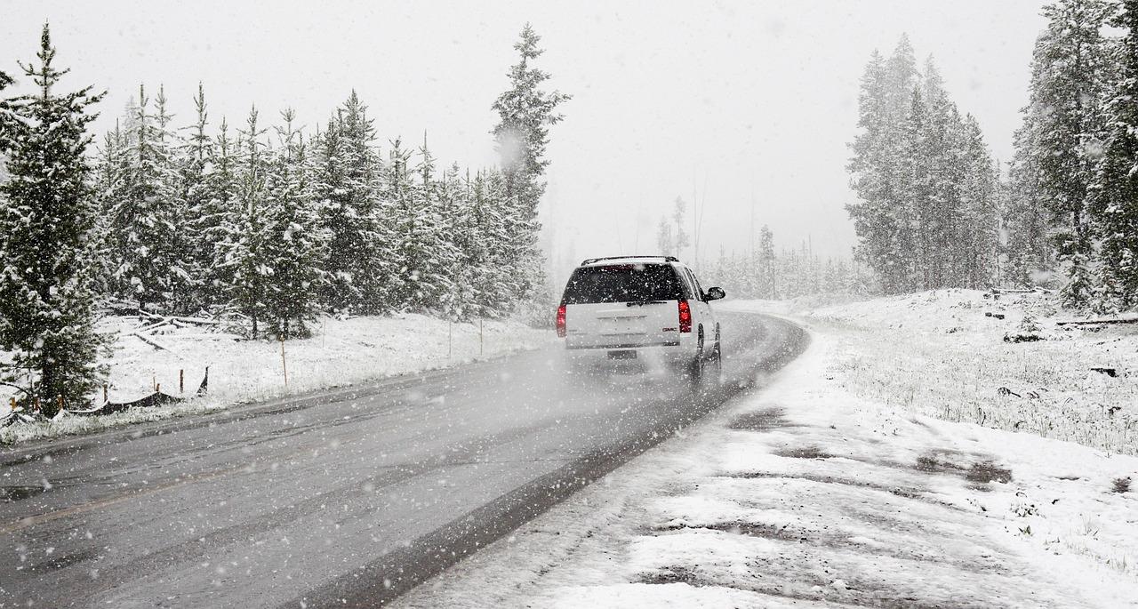 snow storm accidents spokane washington