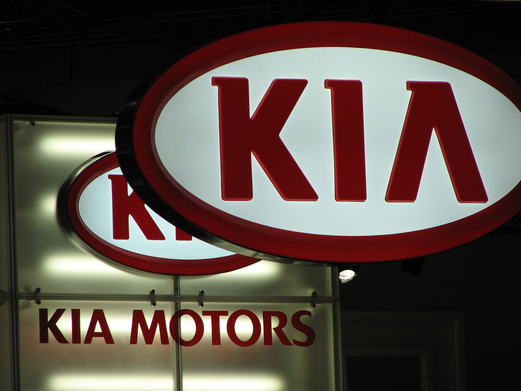 Kia accident fire injury recall