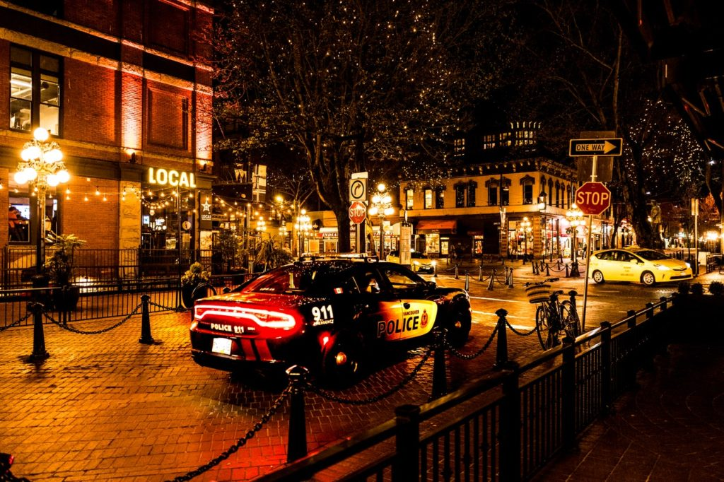 holiday driving accident police washington state patrol DUI drinking and driving accident