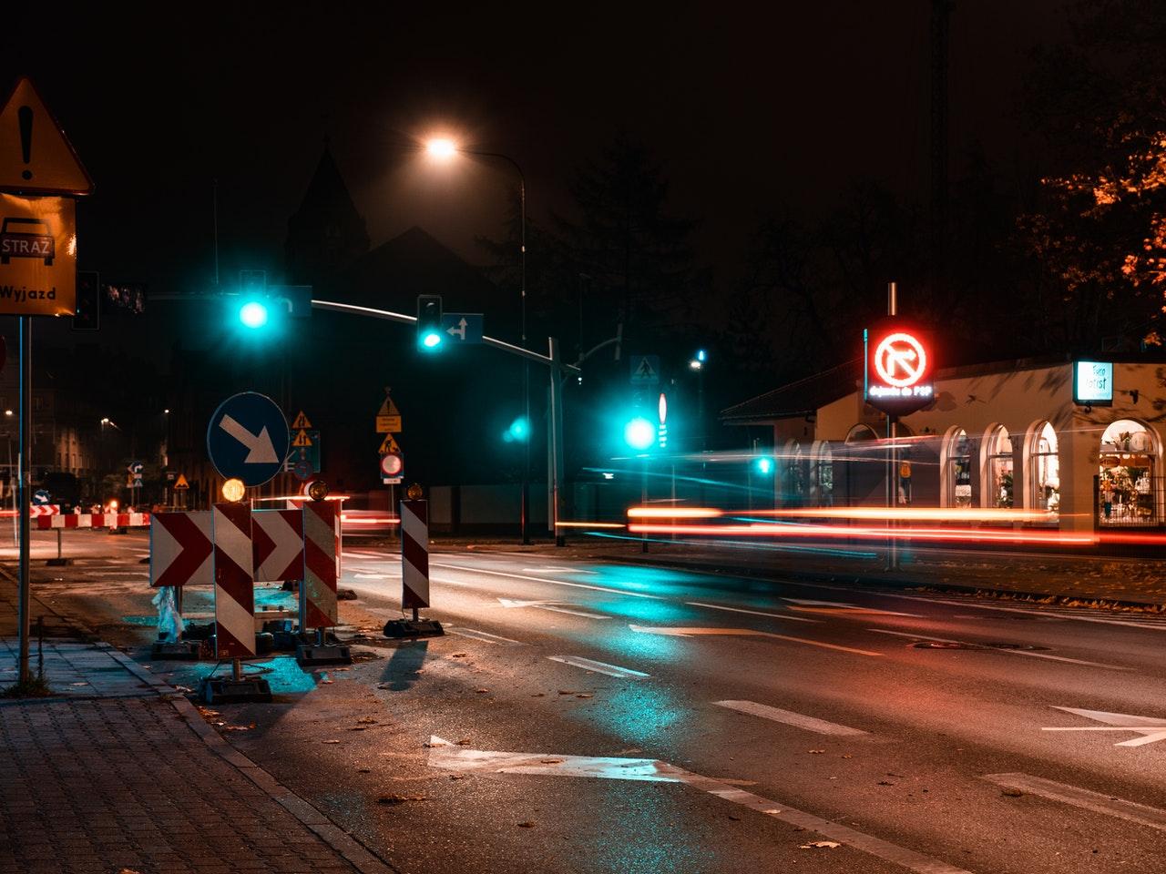 work zone accident pedestrian crash washington seattle