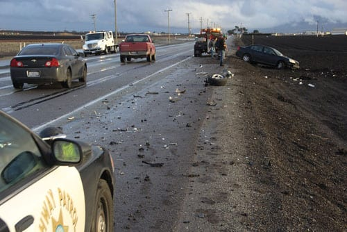 Tacoma Car Accident - Bernard Law Group