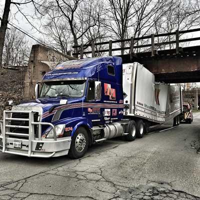 Everett Truck Accident